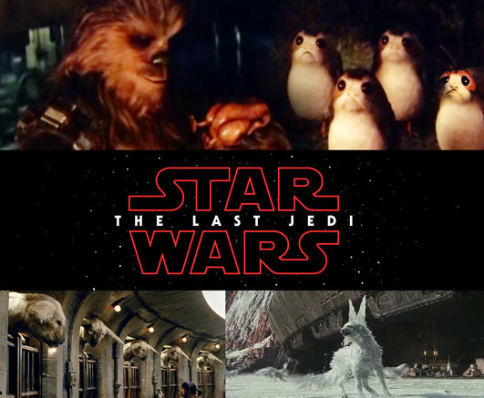 star wars last jedi creatures